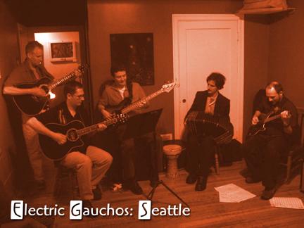 Electric Gauchos 2004 - Seattle